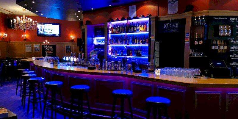 2. AKT Restaurant & Bar