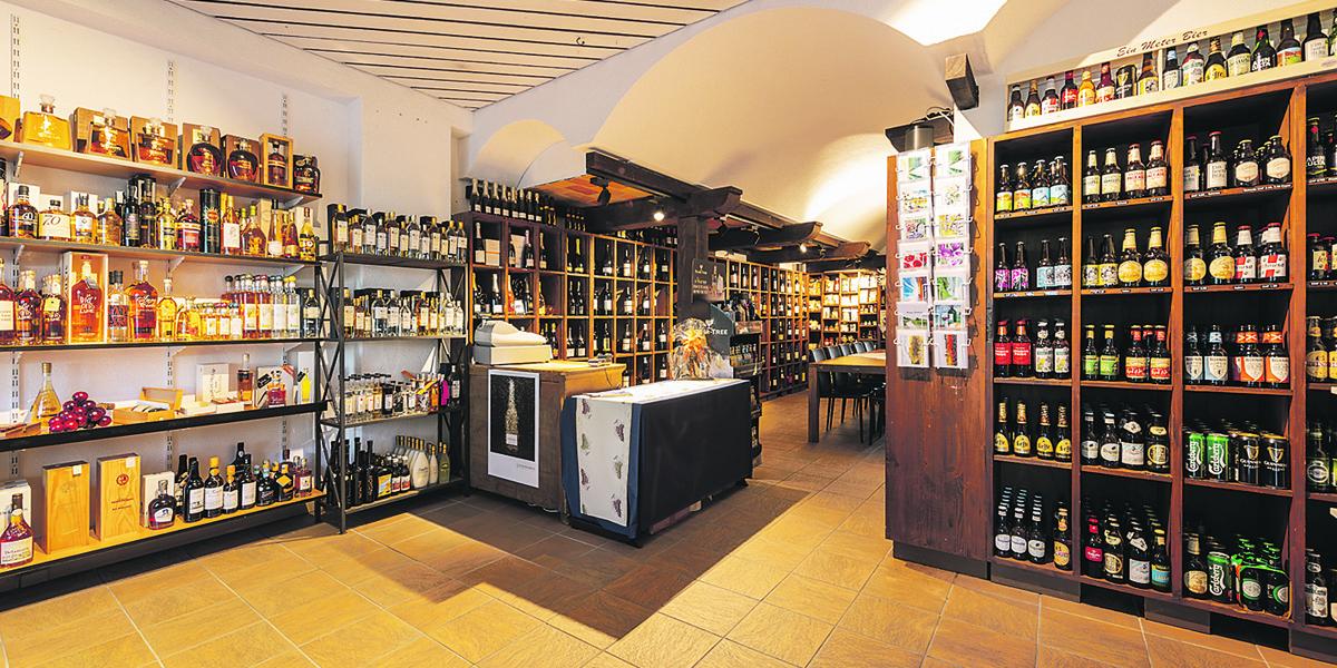 Welt der Weine und Spirituosen