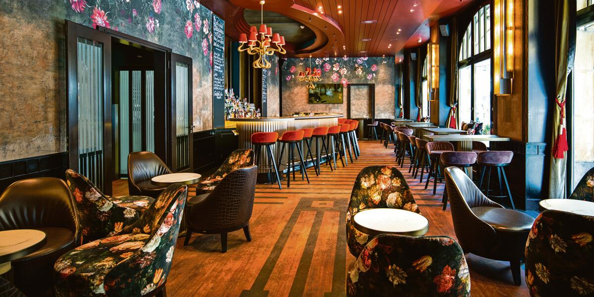 Die verführerische Bar