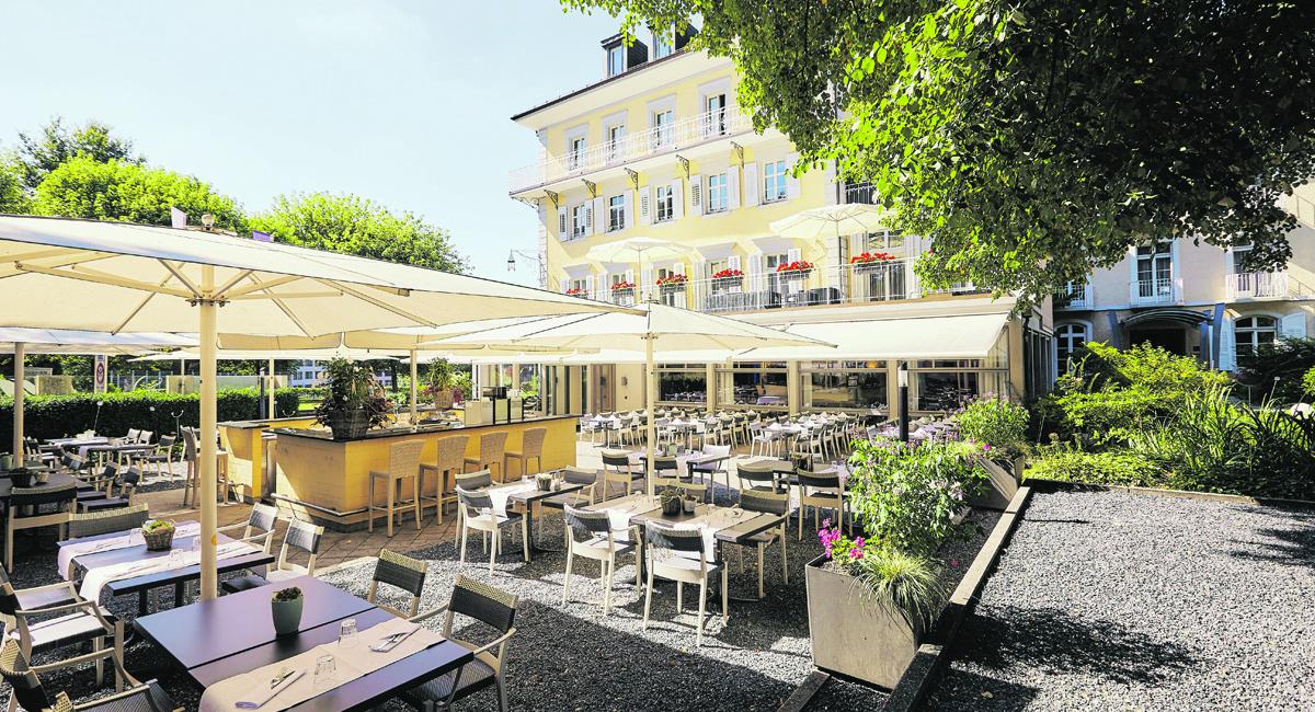 Vive la France - Am Rhein