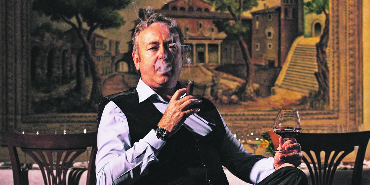 Don Juan im Casa Aurelio