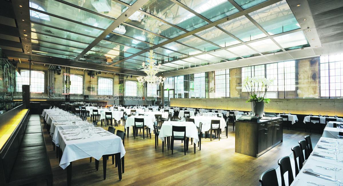 Der wohl schönste Speisesaal von Zürich