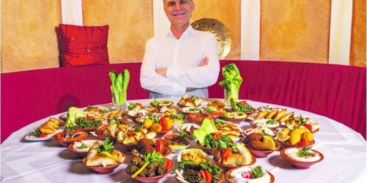 Libanesisch geniessen bei Maurice