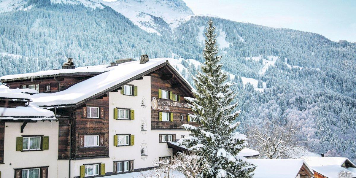 Schnee, Berge, Fondue – repeat