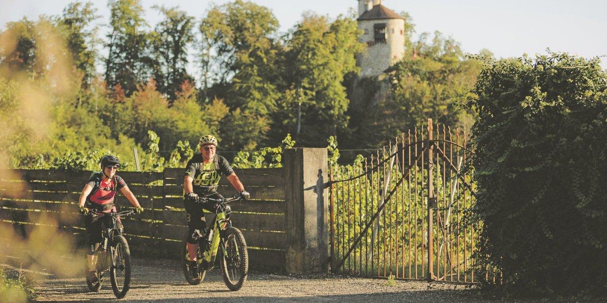 Genussfahrten mit dem E-Bike