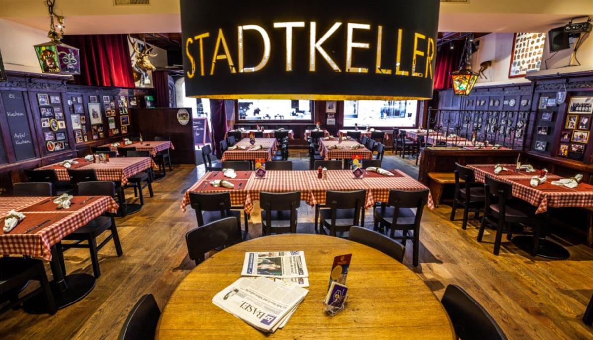 Restaurant Stadtkeller