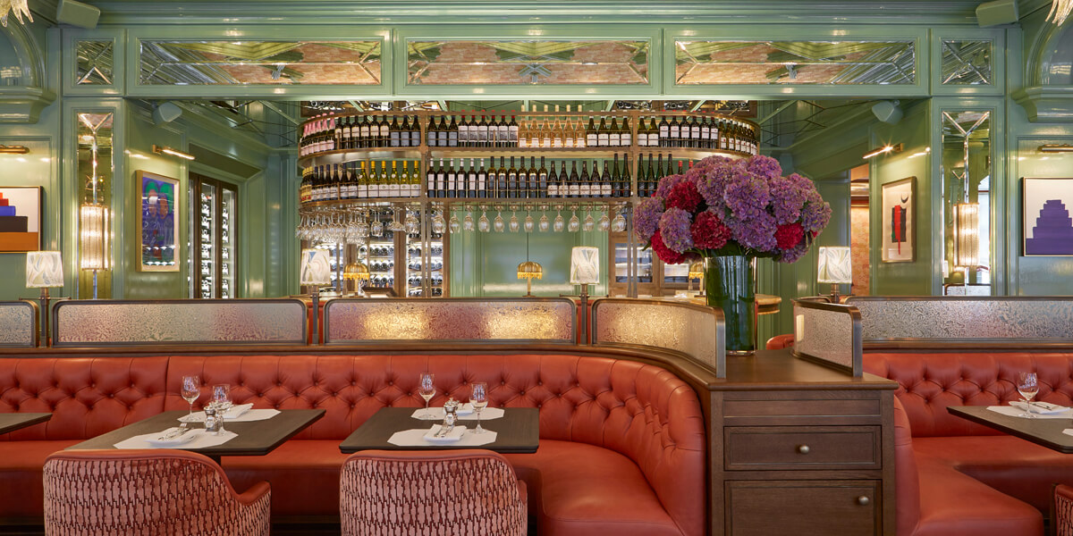 Baur's Brasserie & Bar